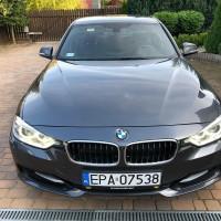 BMW widok z przodu 1